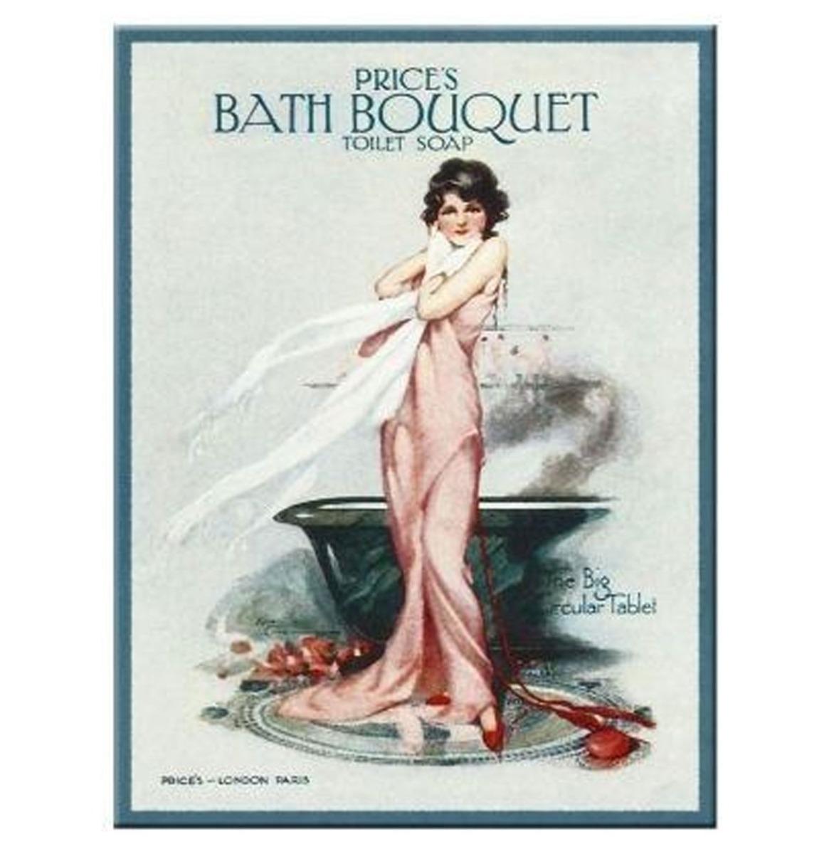 Magneet Bath Bouquet