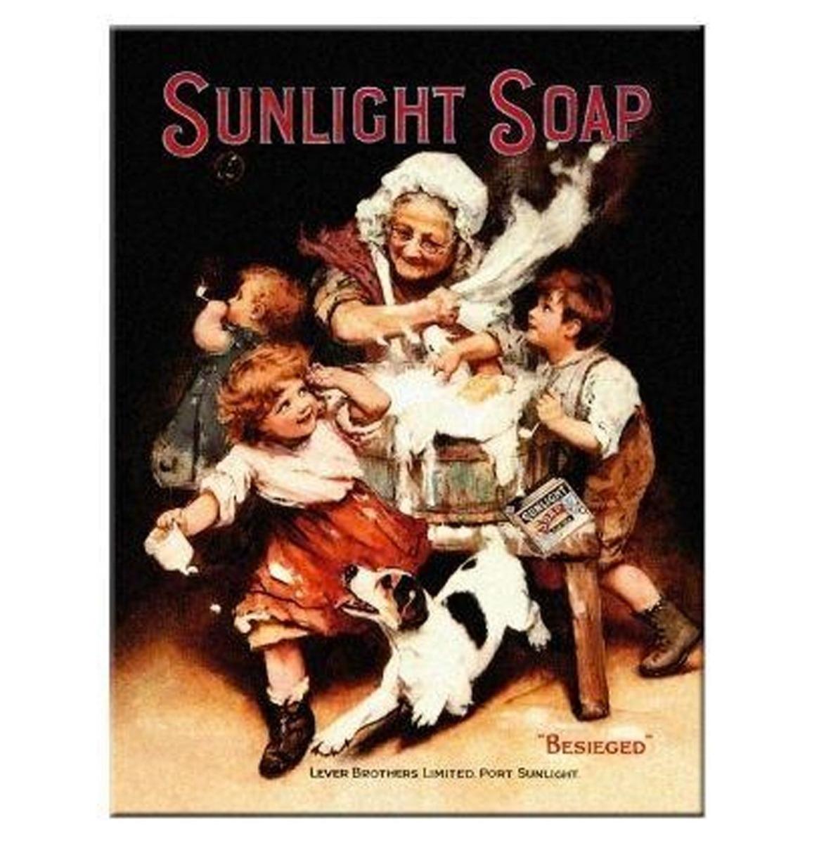 Magneet Sunlight Soap