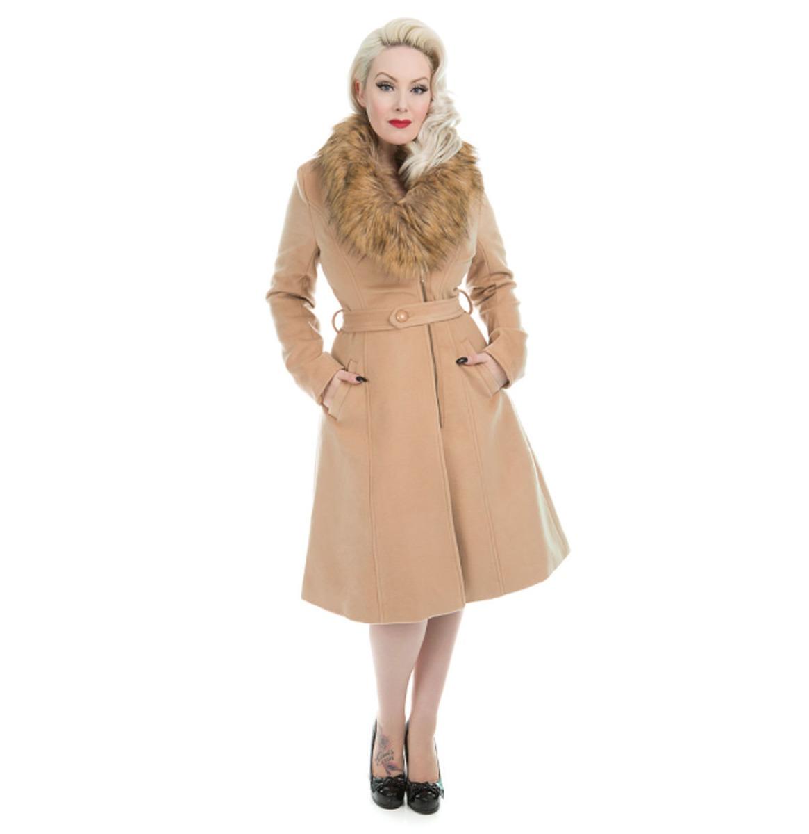 Majestic Coat, Beige