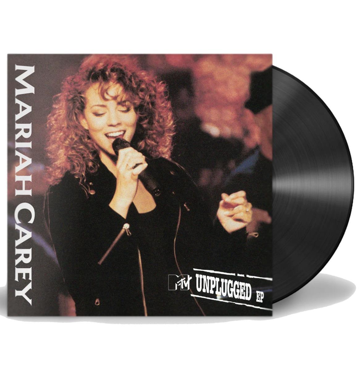Mariah Carey - MTV Unplugged EP LP