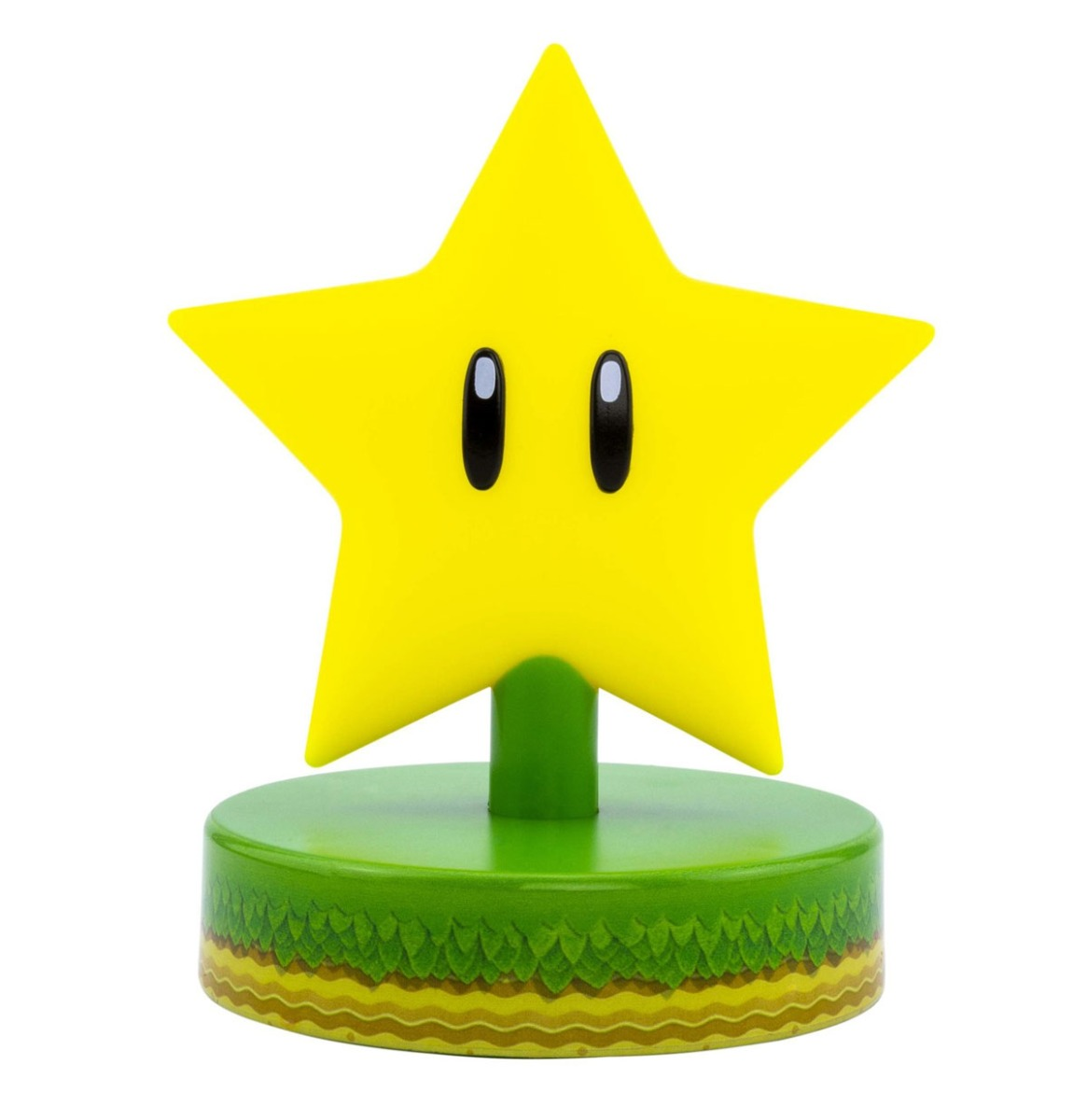 Super Mario: Super Star Icon Lampje