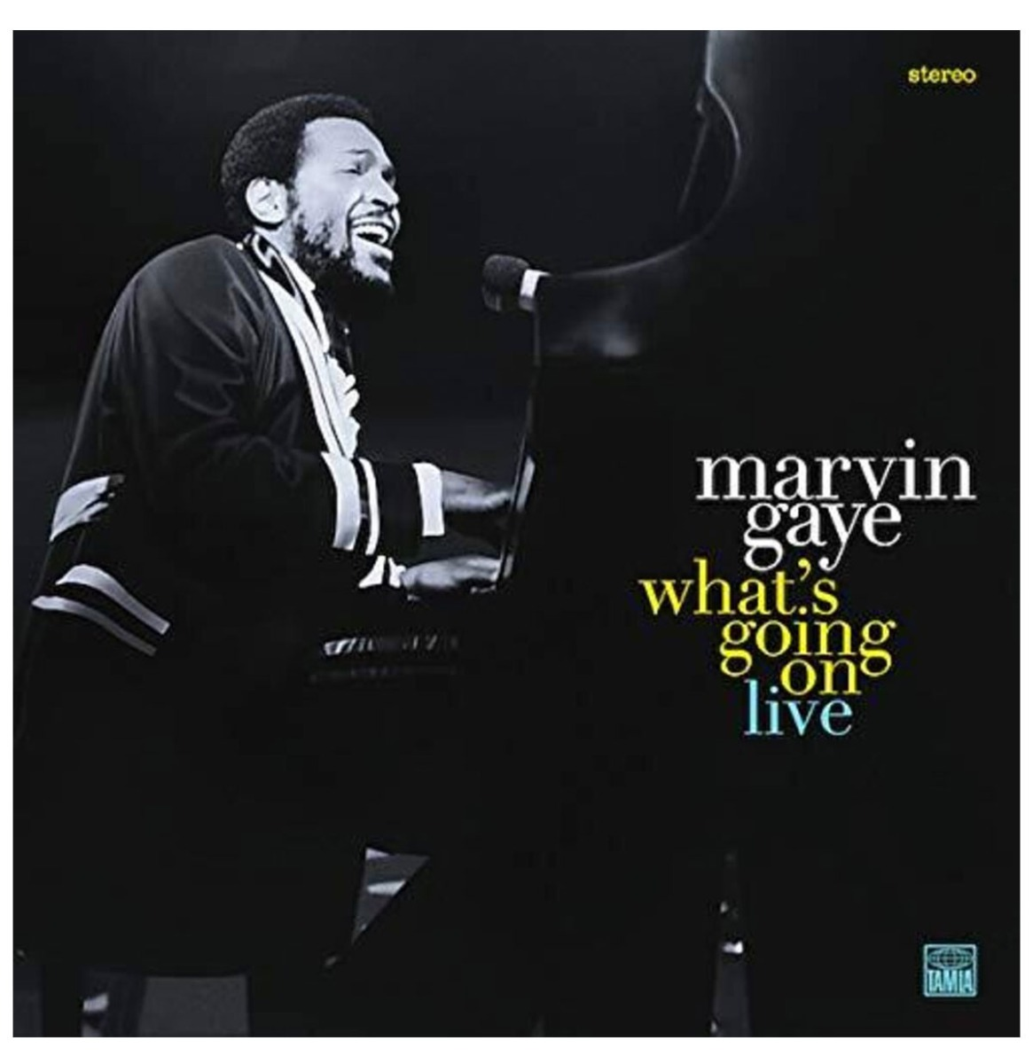 Marvin Gaye - What's Going On Live 2LP