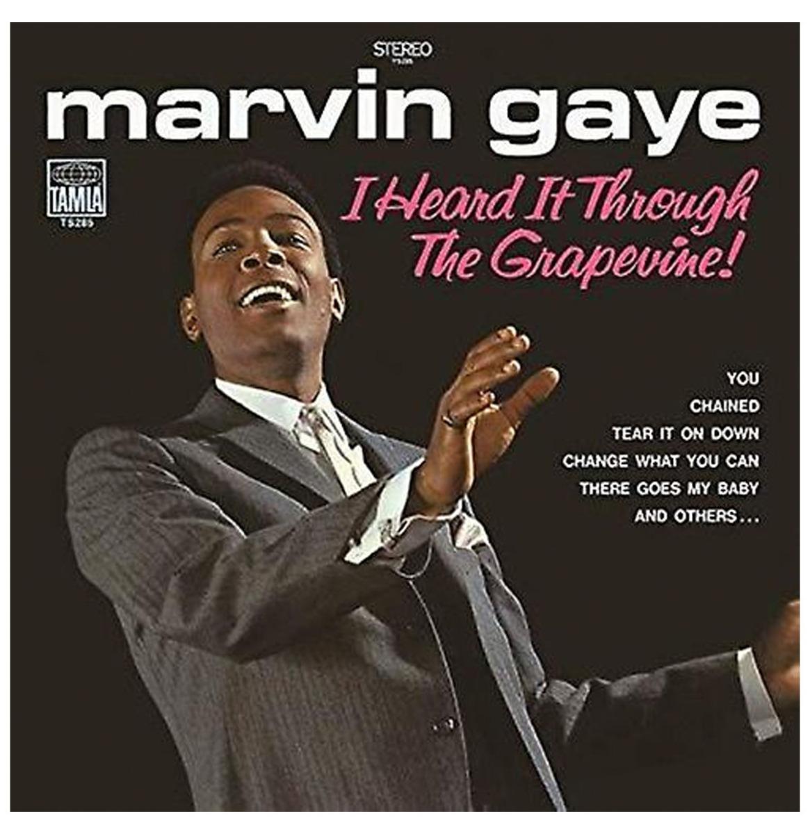 Marvin Gaye - I Heard It Though The Grapevine Gelimiteerde LP