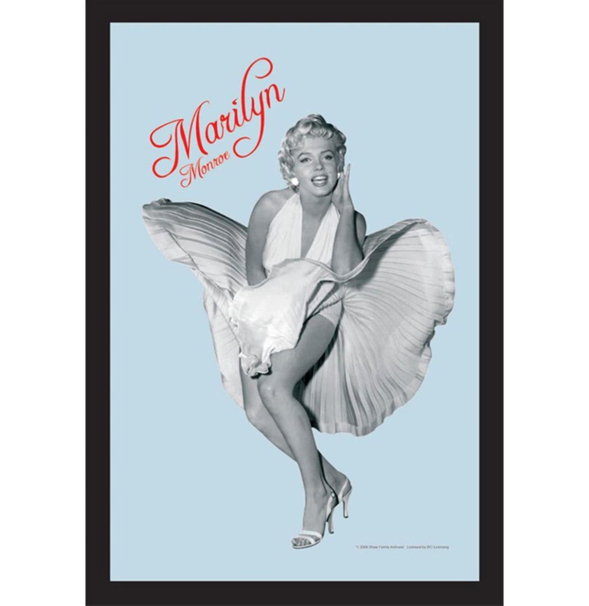 Mirror Marilyn Monroe Klassieke Pose