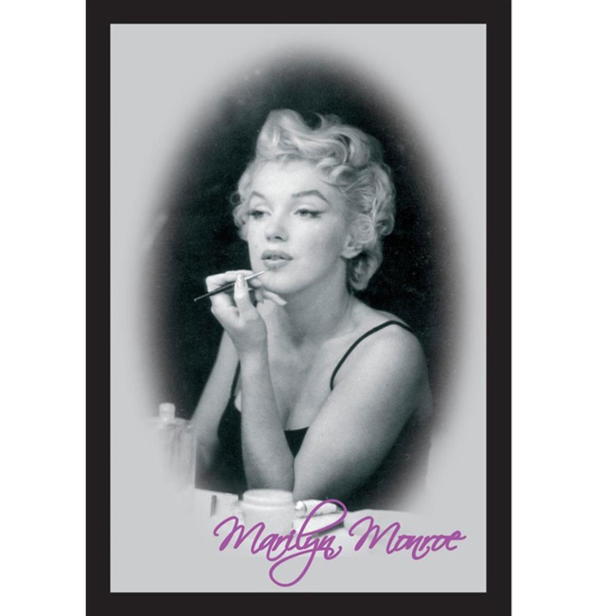 Spiegel Marilyn Monroe Doing Make-up