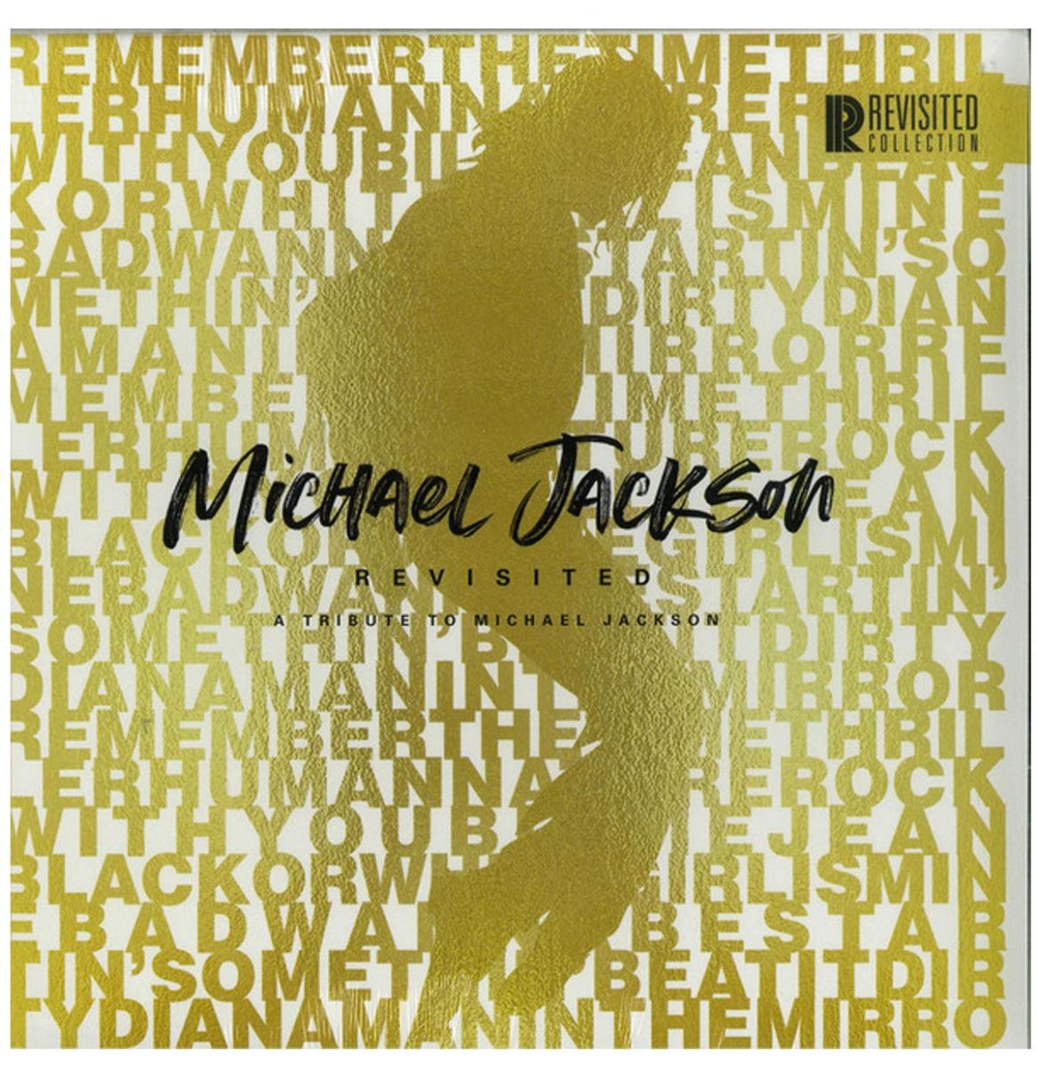 Michael jackson - Revisited LP