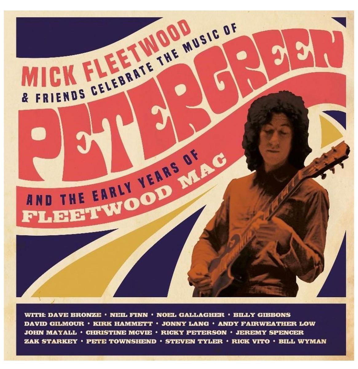 Mick Fleetwood & Friends Celebrate the music of Peter Green Vinyl Box