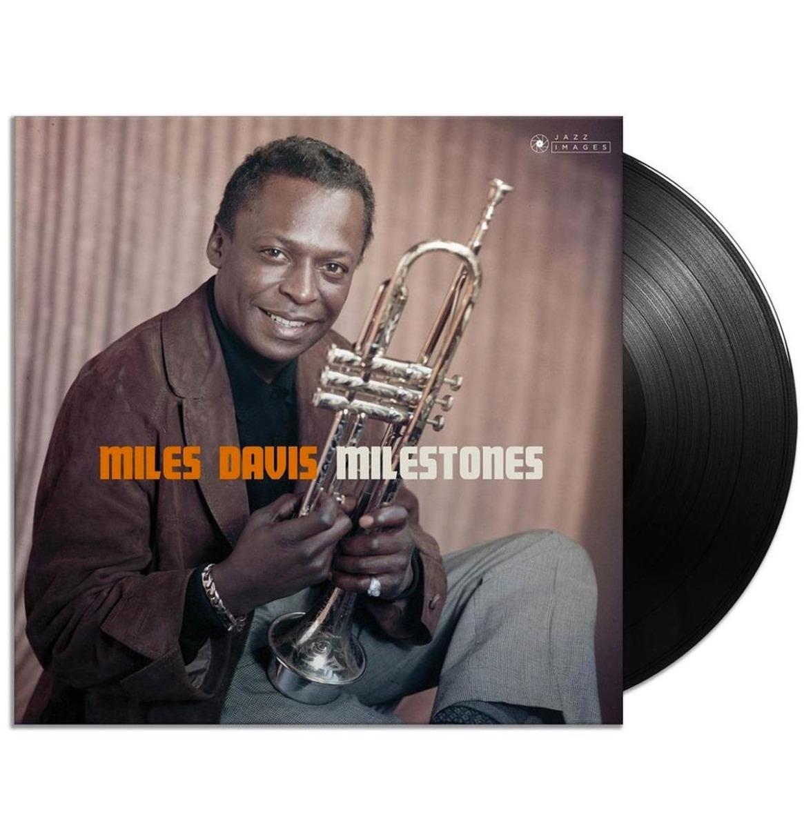 Miles Davis - Milestones (2) LP