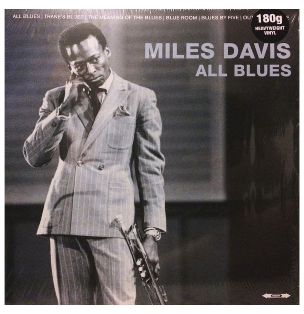 Miles Davis - All Blues LP