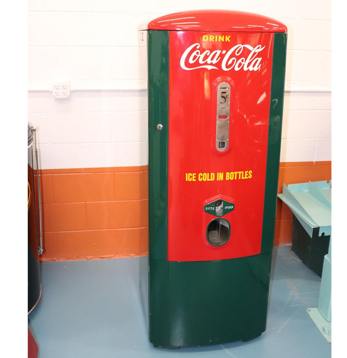 Coca-Cola Mills Automaat Erg Zeldzaam - Consignment