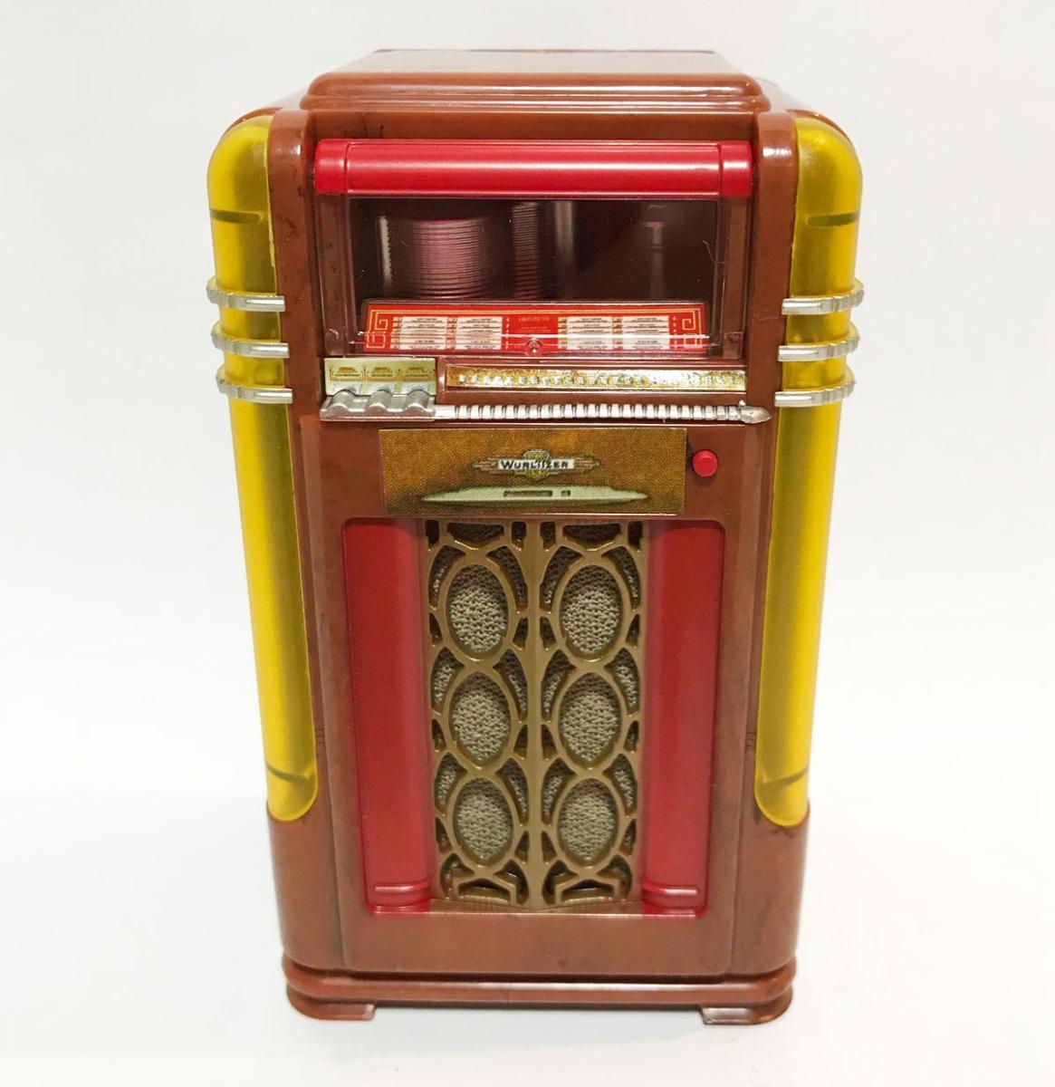 Wurlitzer 500 Miniatuur Jukebox