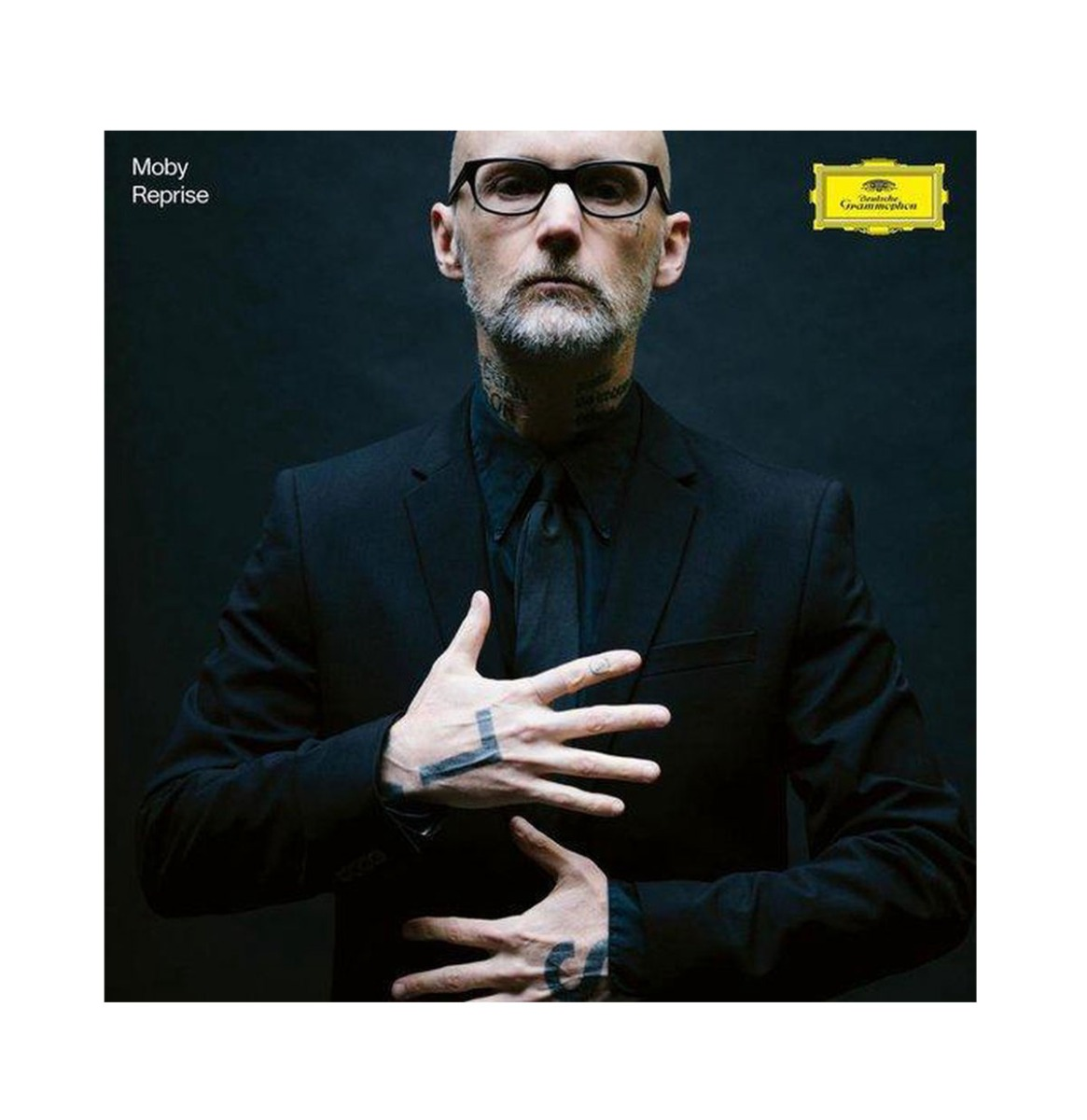 Moby - Reprise Limited Edition 2 LP Colored Vinyl