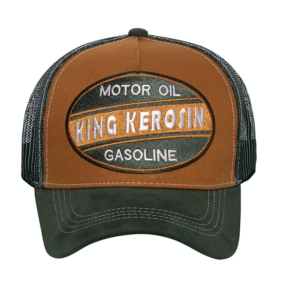 King Kerosin Trucker Pet Motor Oil