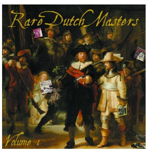 VARIOUS ARTISTS - RARE DUTCH MASTERS 10 Vinyl -LTD-