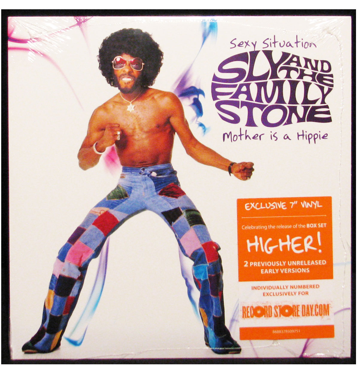 Single: Sly and the Family Stone - Sexy Situation