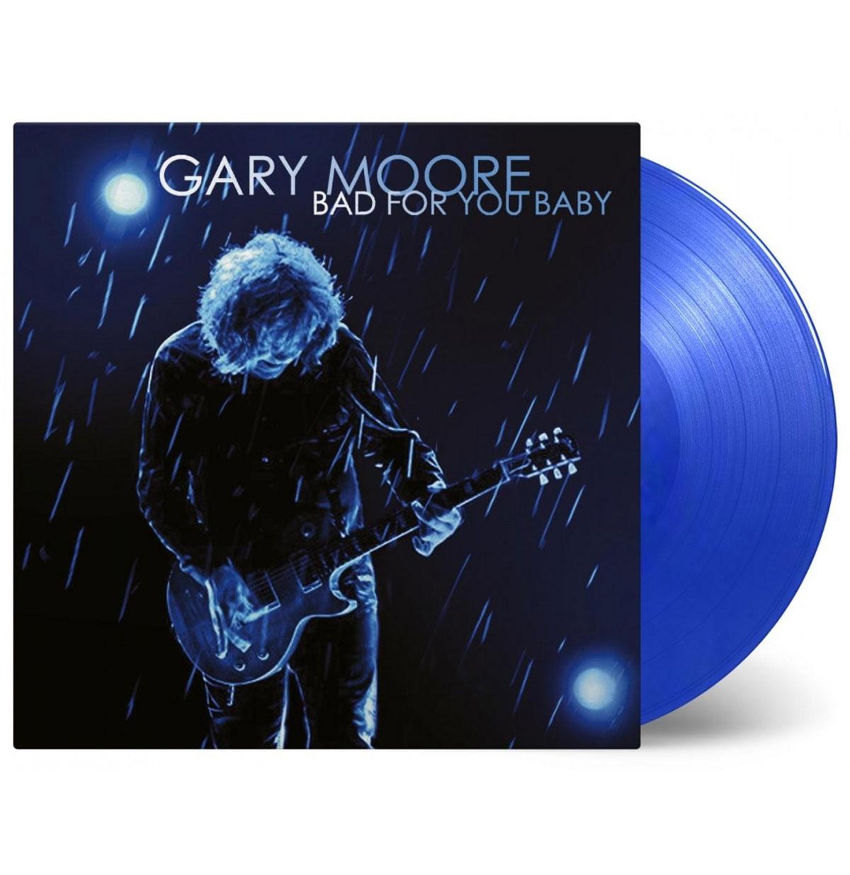Gary Moore - Bad For You Baby 2LP - GELIMITEERDE OPLAGE