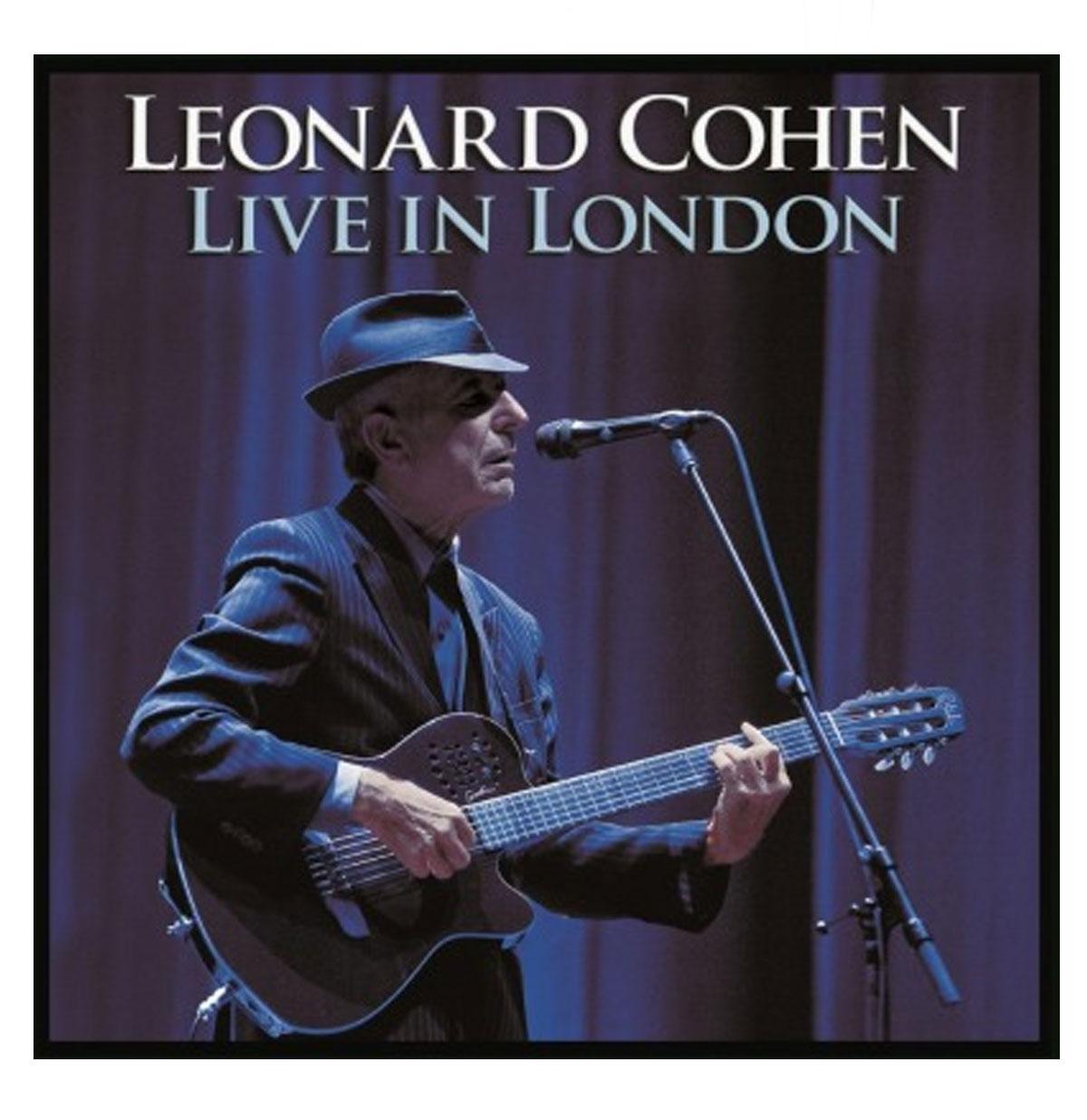 Leonard Cohen - Live in London 3LP