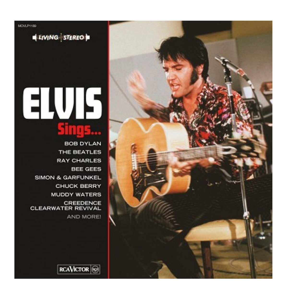 Elvis Presley - Elvis Sings... 2-LP