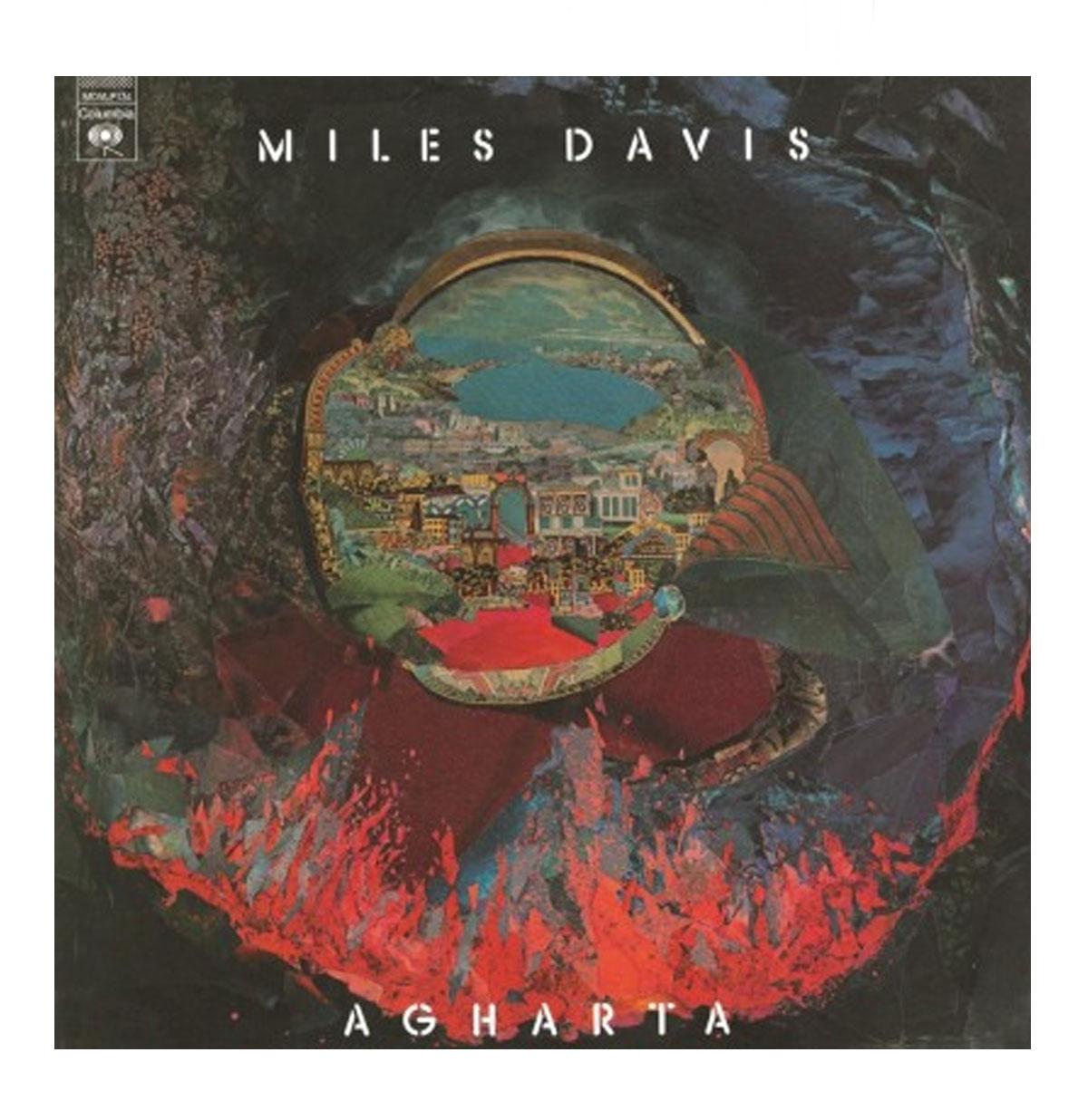 Miles Davis - Agharta 2LP