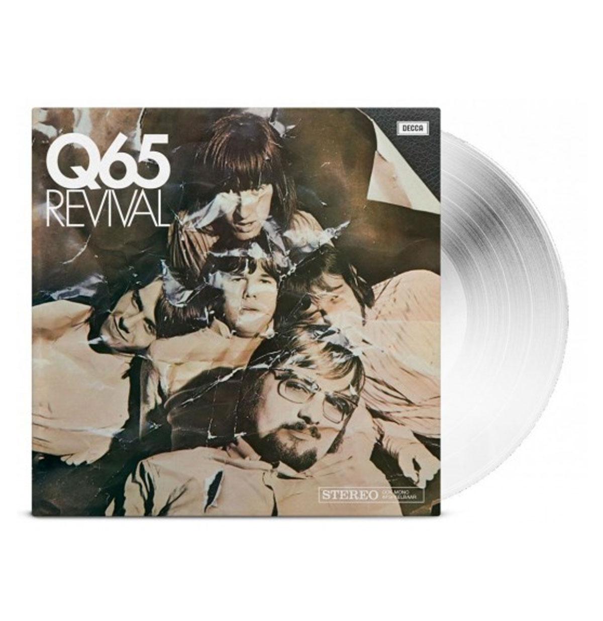 Q65 - Revival LP - Limited Edition White Vinyl