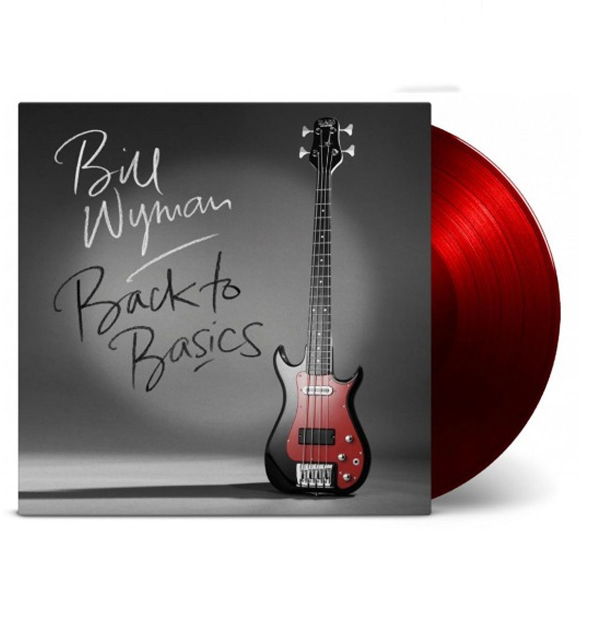 Bill Wyman - Back to Basics LP - LTD Red Vinyl