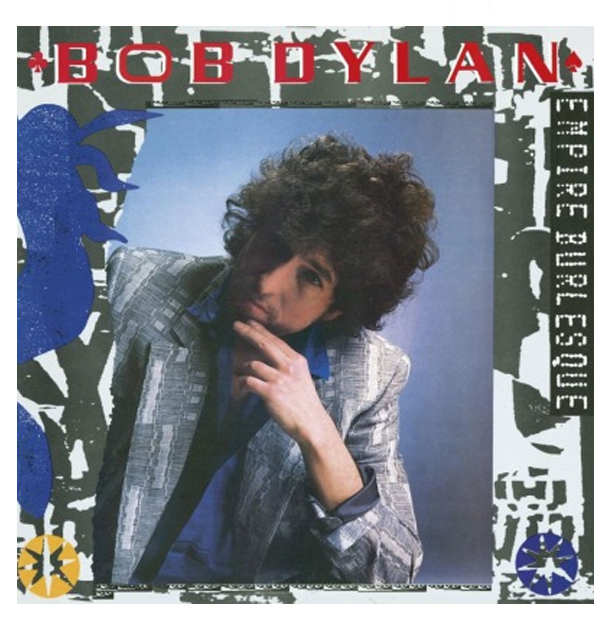 Bob Dylan - Empire Burlesque LP