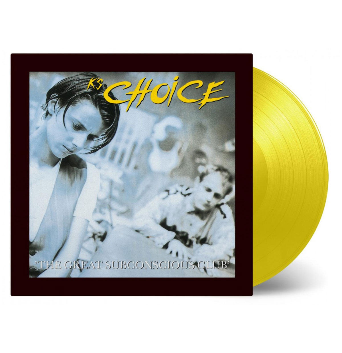 K's Choice - The Great Subconscious Club Limited Edition LP