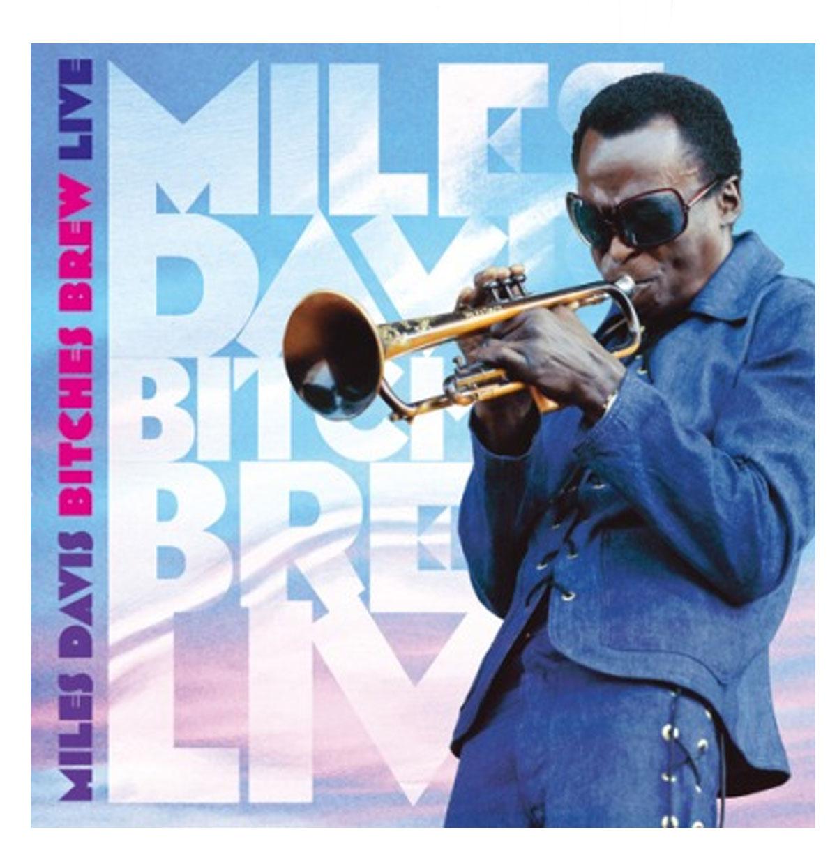 Miles Davis - Bitches Brew Live 2-LP