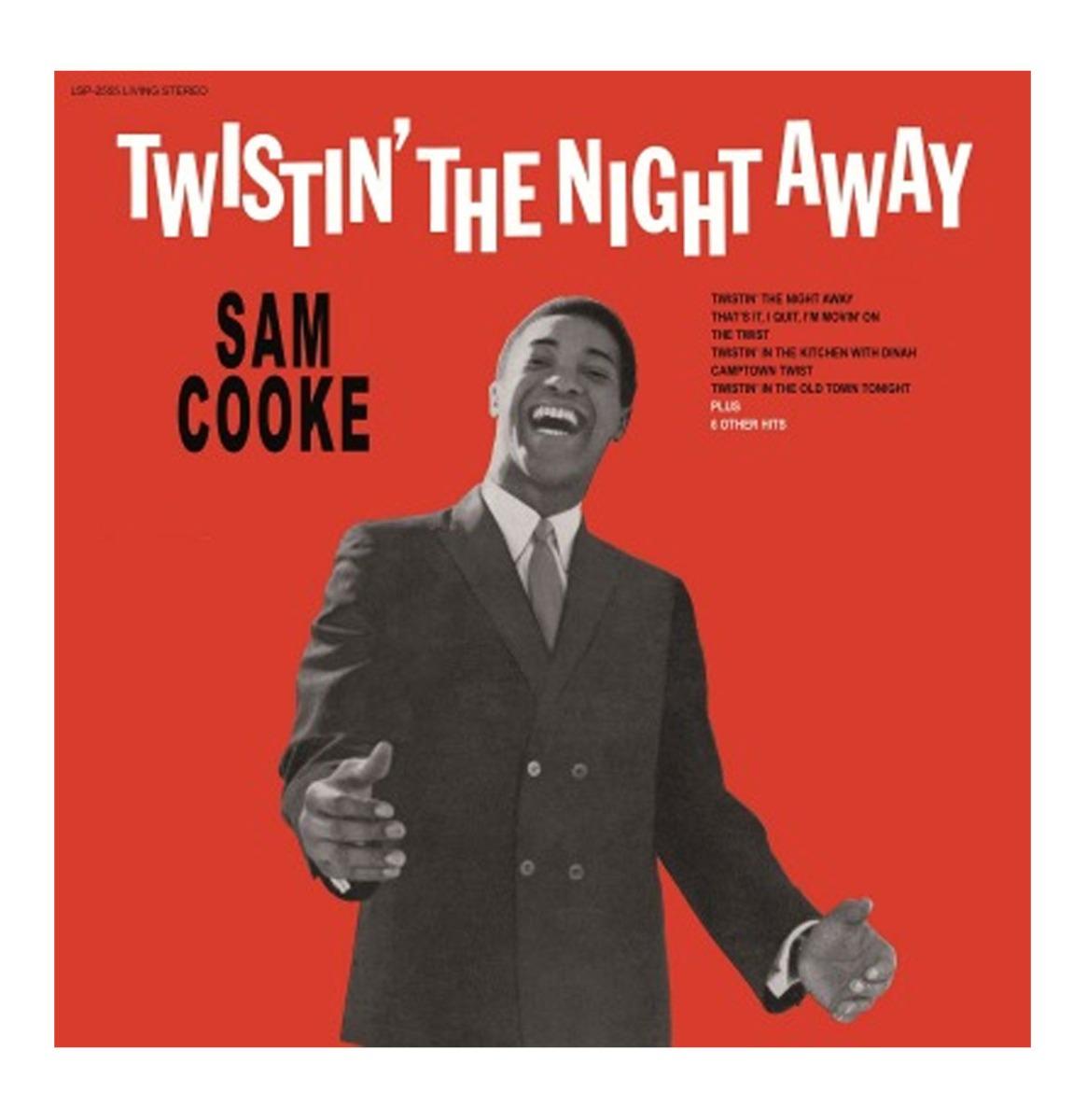 Sam Cooke - Twistin' The Night Away LP