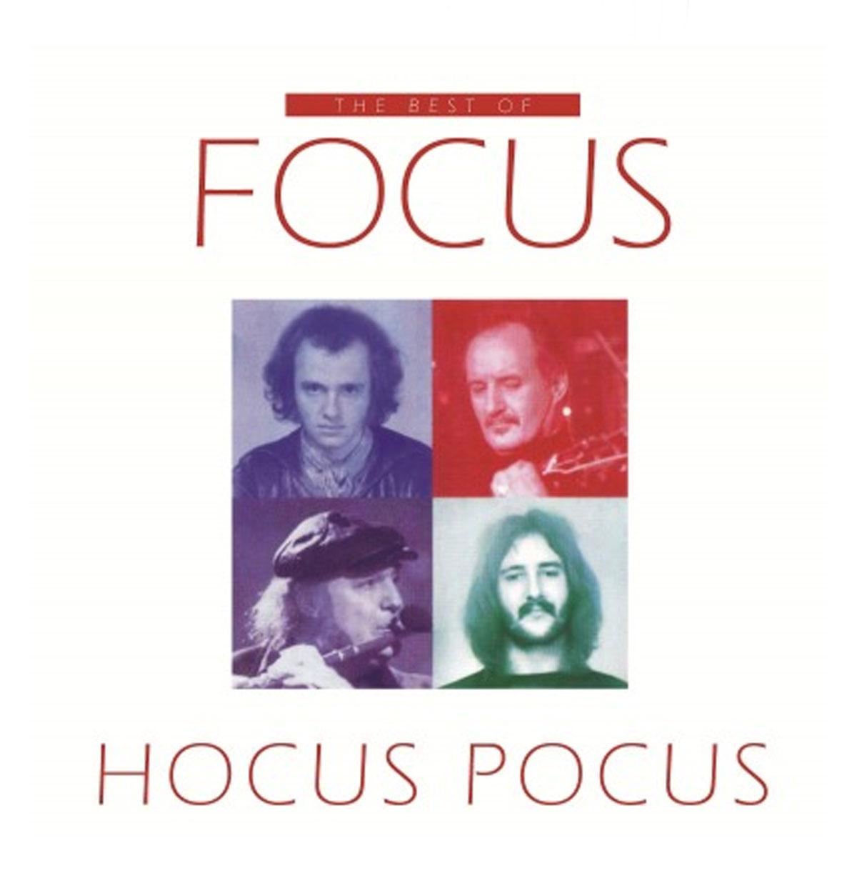 Focus - Hocus Pocus / Best of Focus 2LP