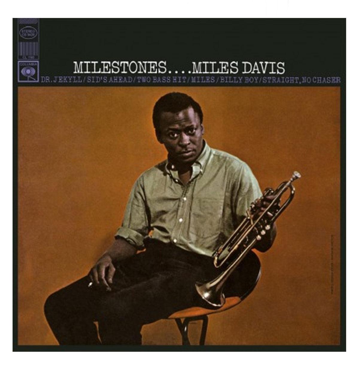 Miles Davis - Milestones -Stereo- LP