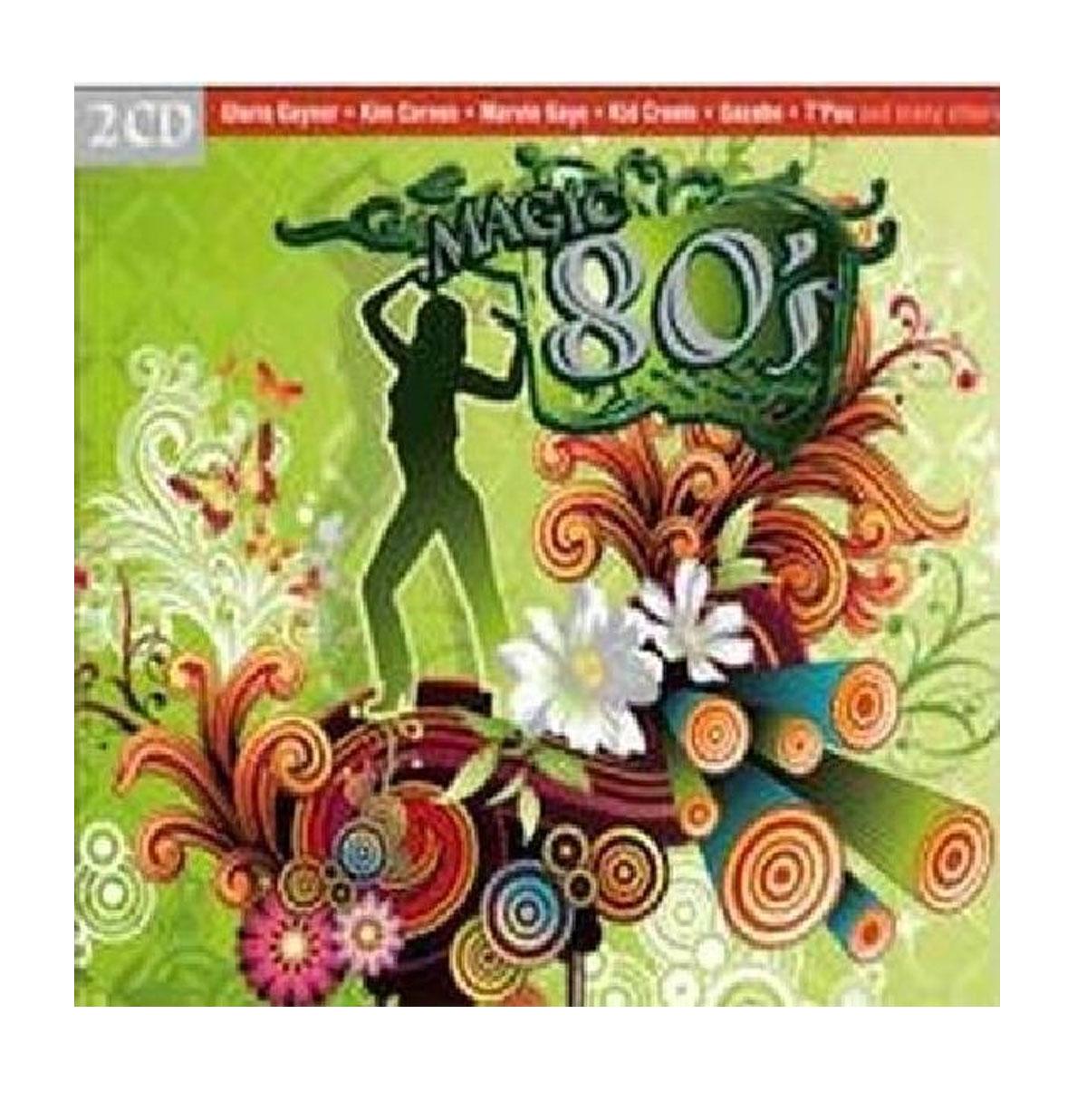 Diverse Artiesten - Magic 80's 2CD