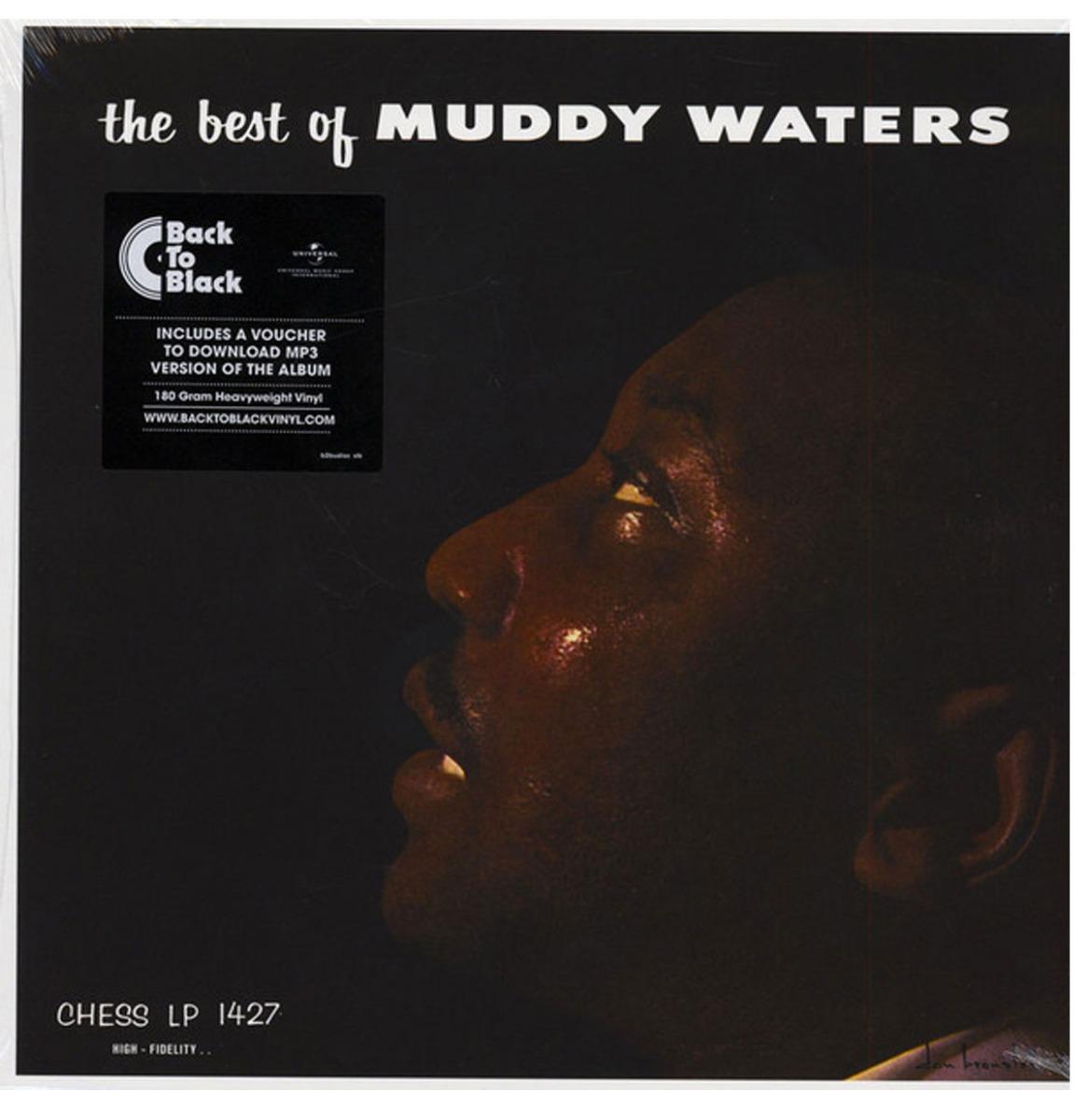 Muddy Waters - The Best Of Muddy Waters LP