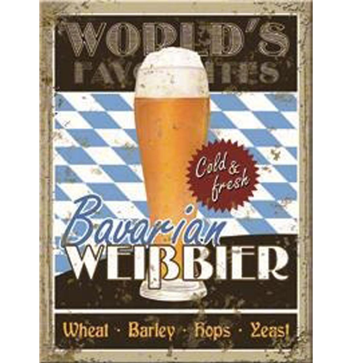 Magneet Weiss Bier