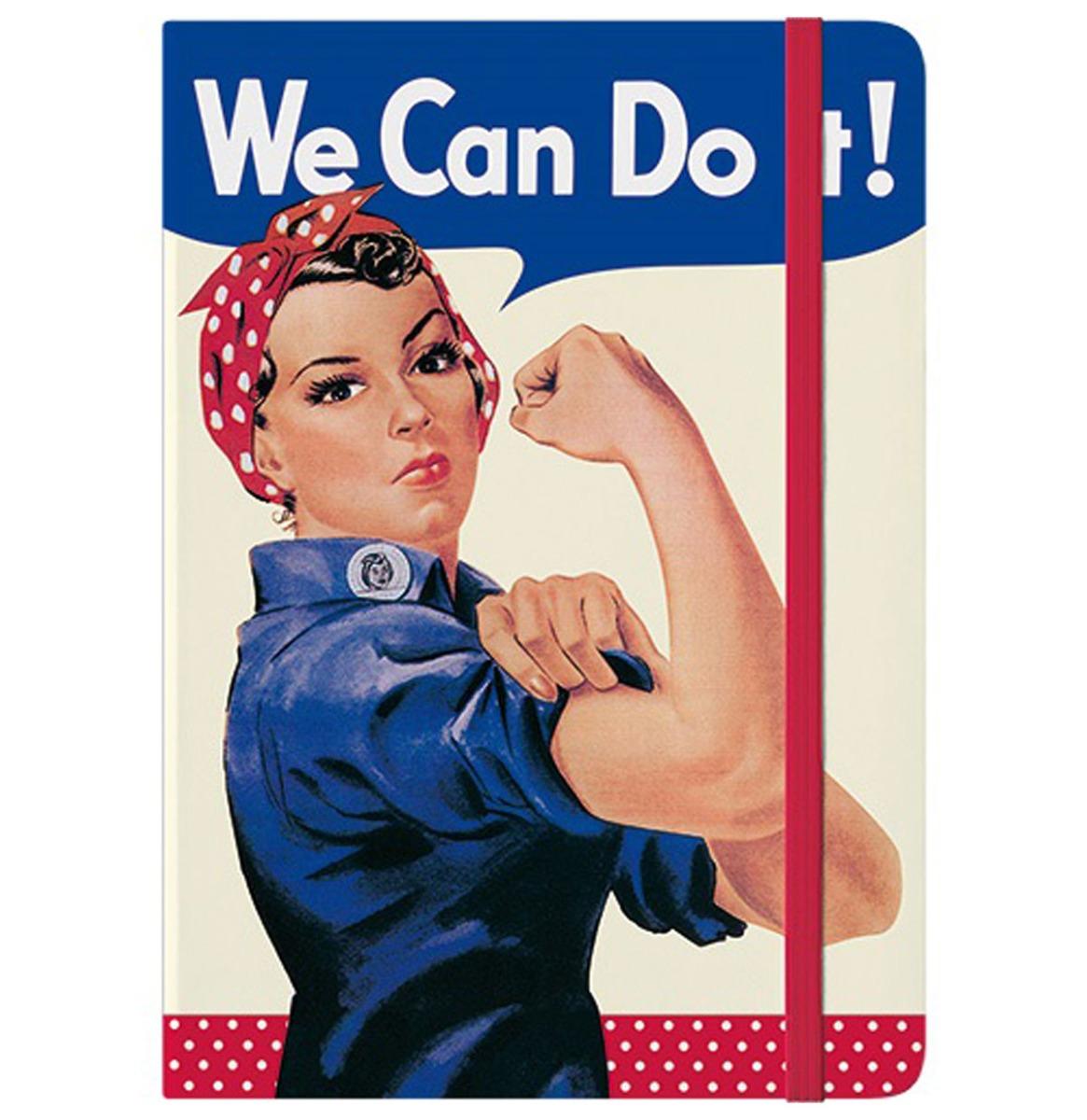 Notitieboek We Can Do It - Dots