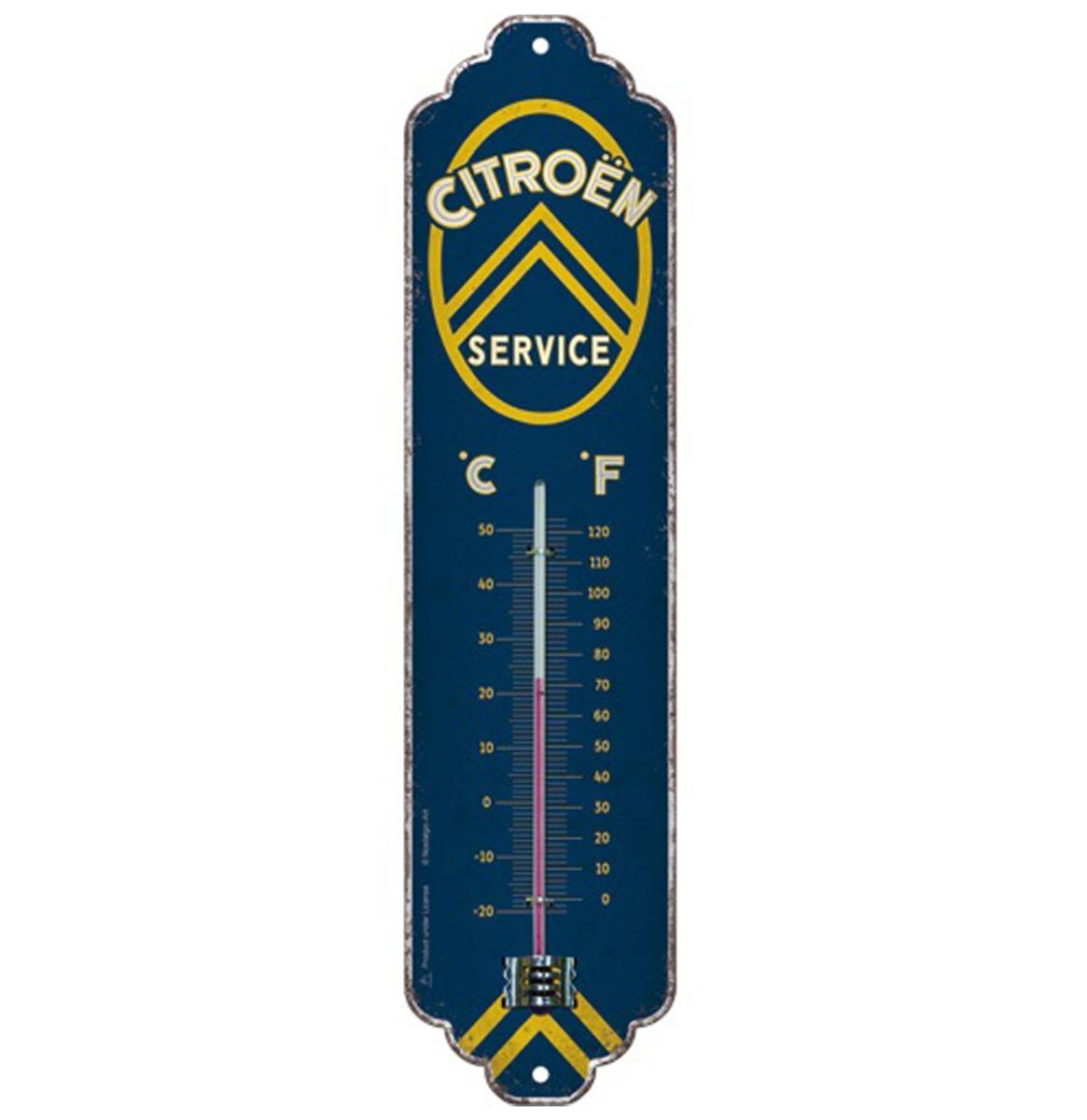 Thermometer Citroen - Service