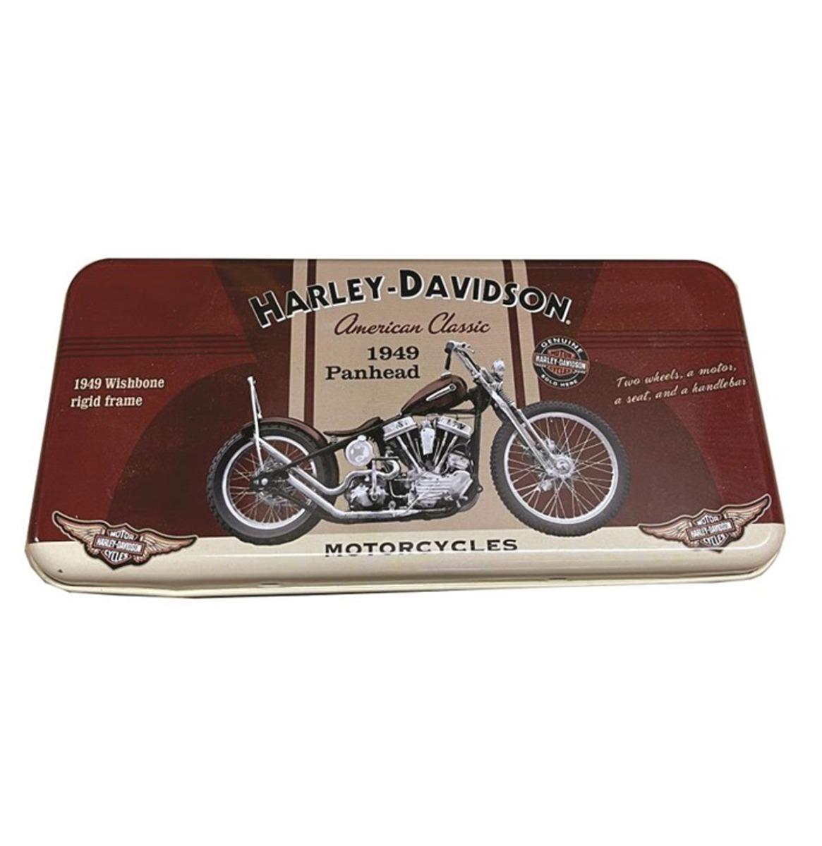 Pennendoosje Harley-Davidson