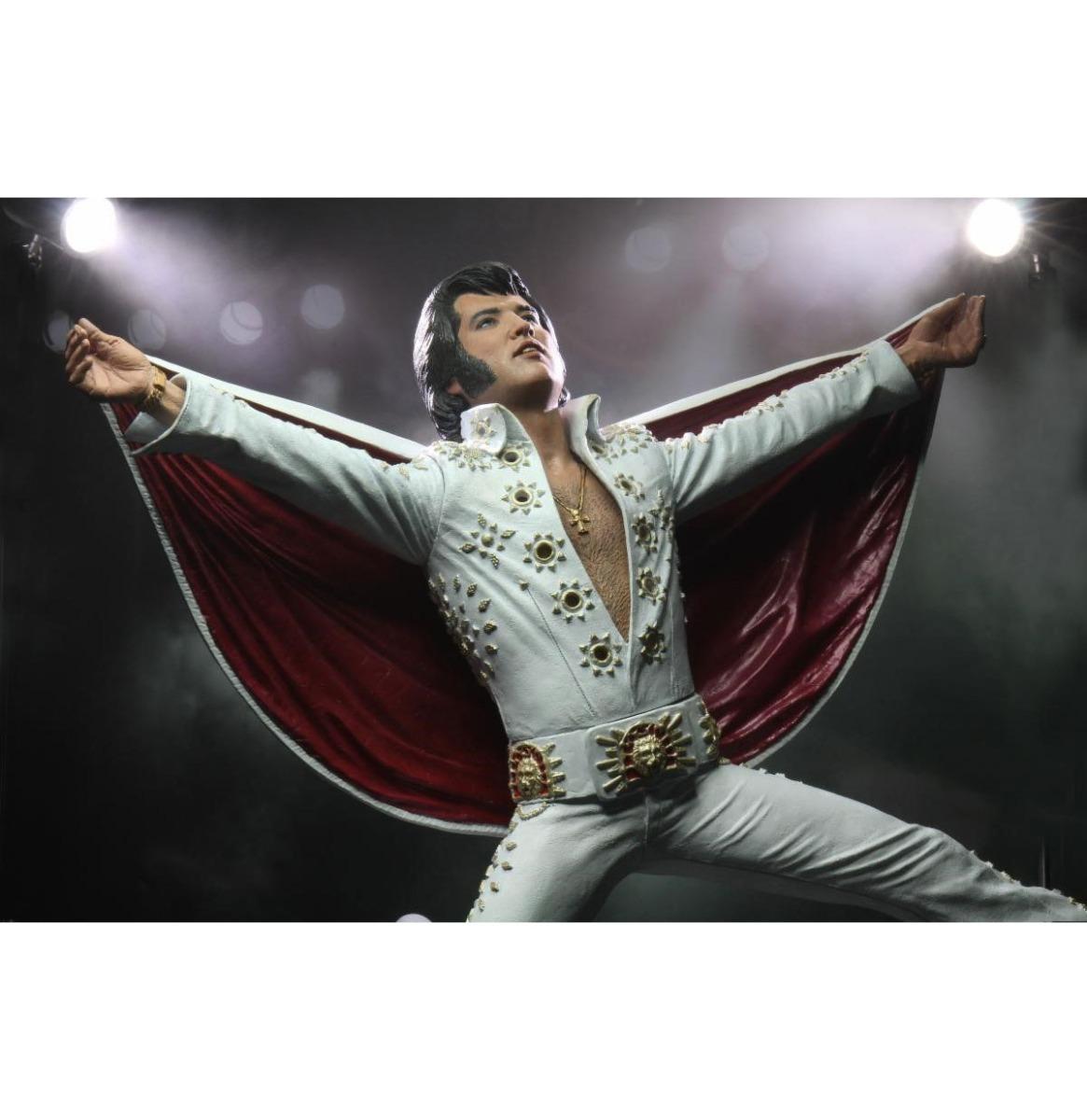 Elvis Presley: Elvis Presley Live in 72 - 7 inch Actiefiguur