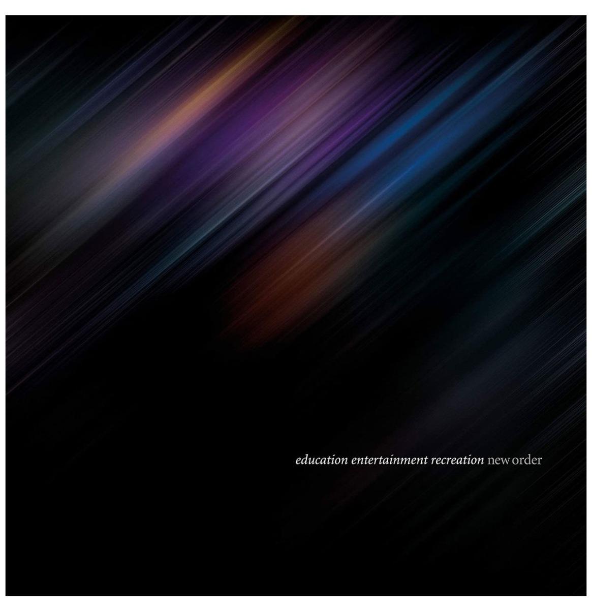 New Order - Education Entertainment Recreation 3LP