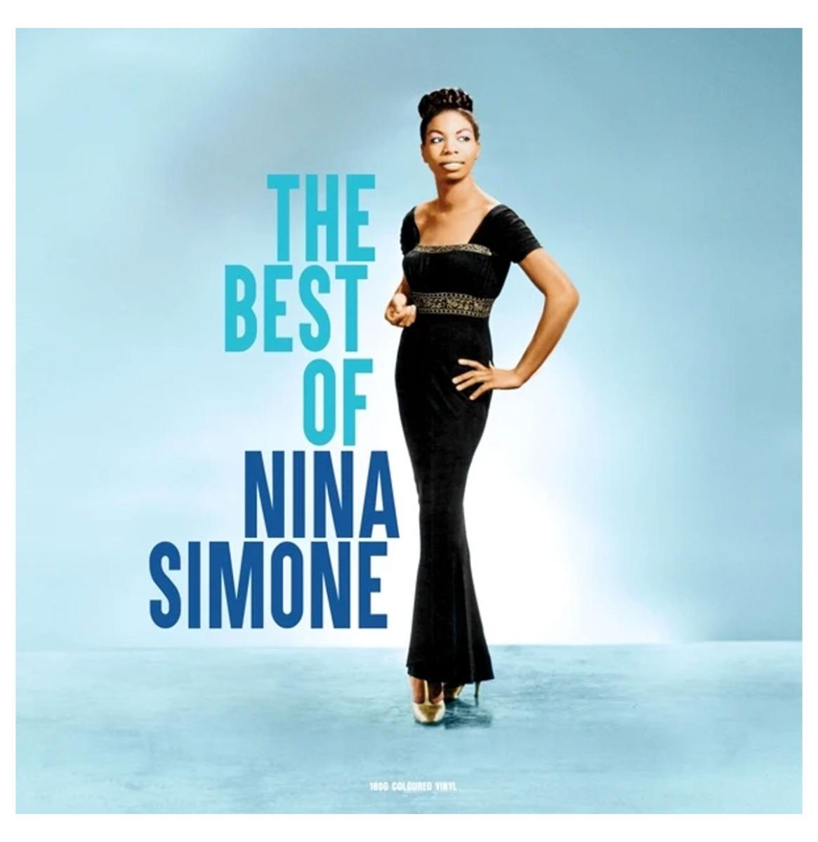 Nina Simone - Best Of LP Gekleurd Vinyl