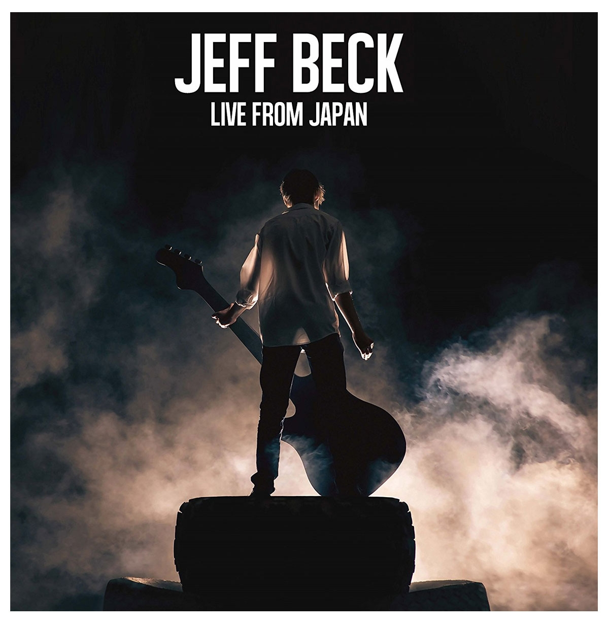 Jeff Beck - Live From Japan LP