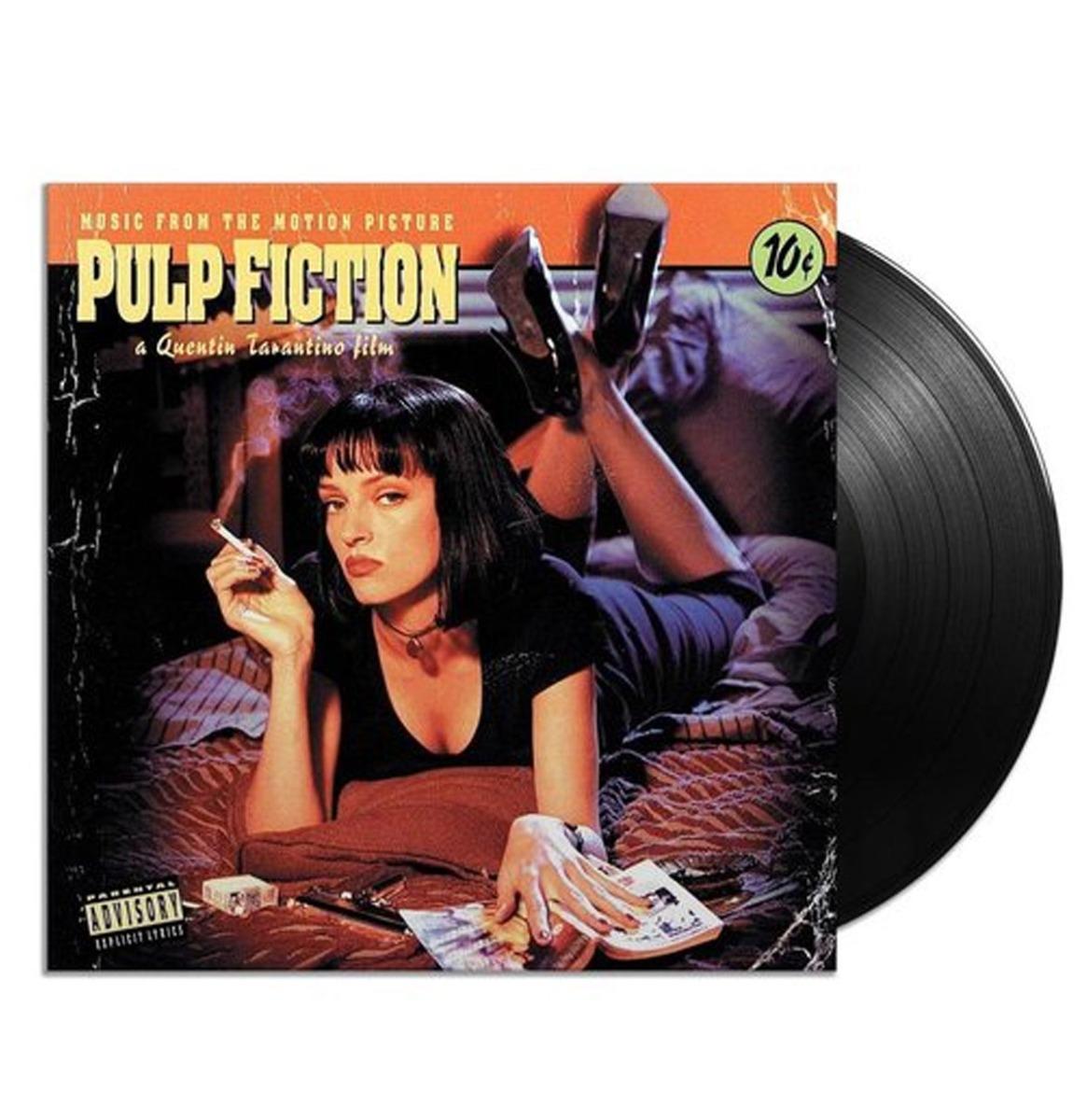 OST - Pulp Fiction Soundtrack LP