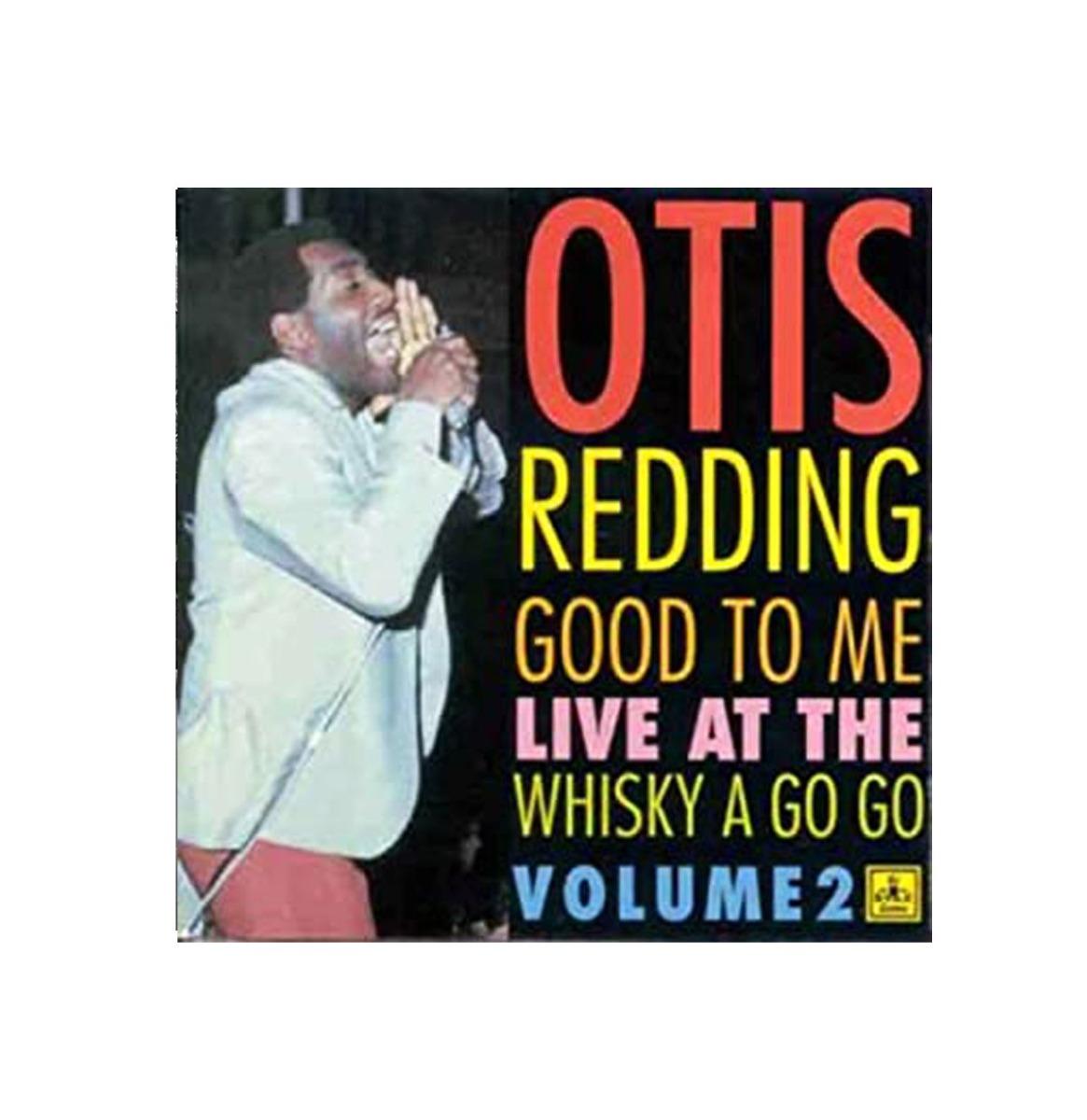 Otis Redding - Good To Me Live At The Whiskey A GoGo Volume 2 LP