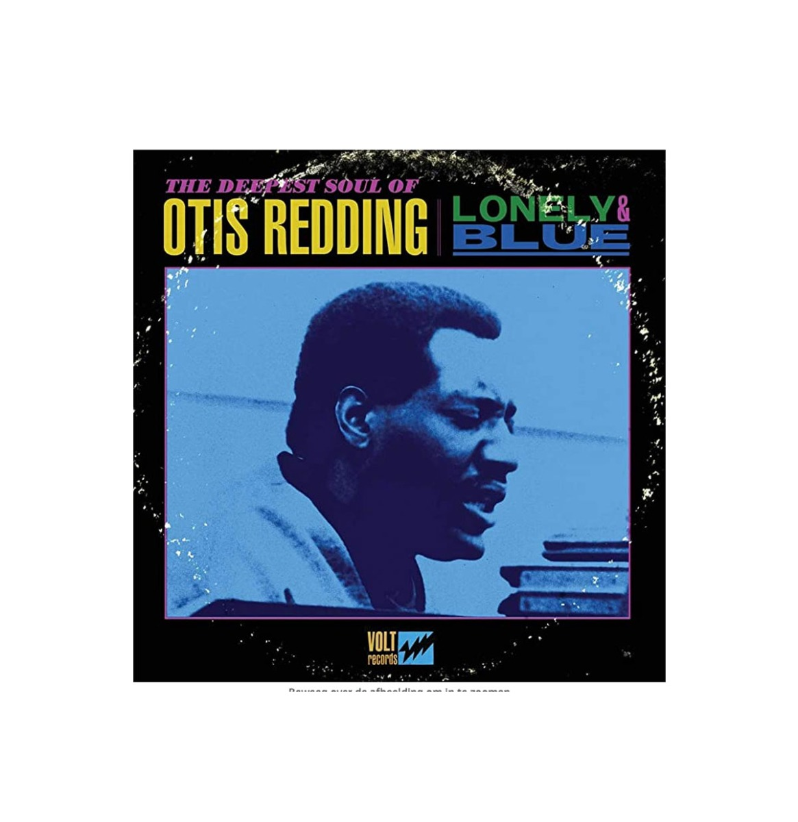 Otis Redding - Lonely & Blue LP