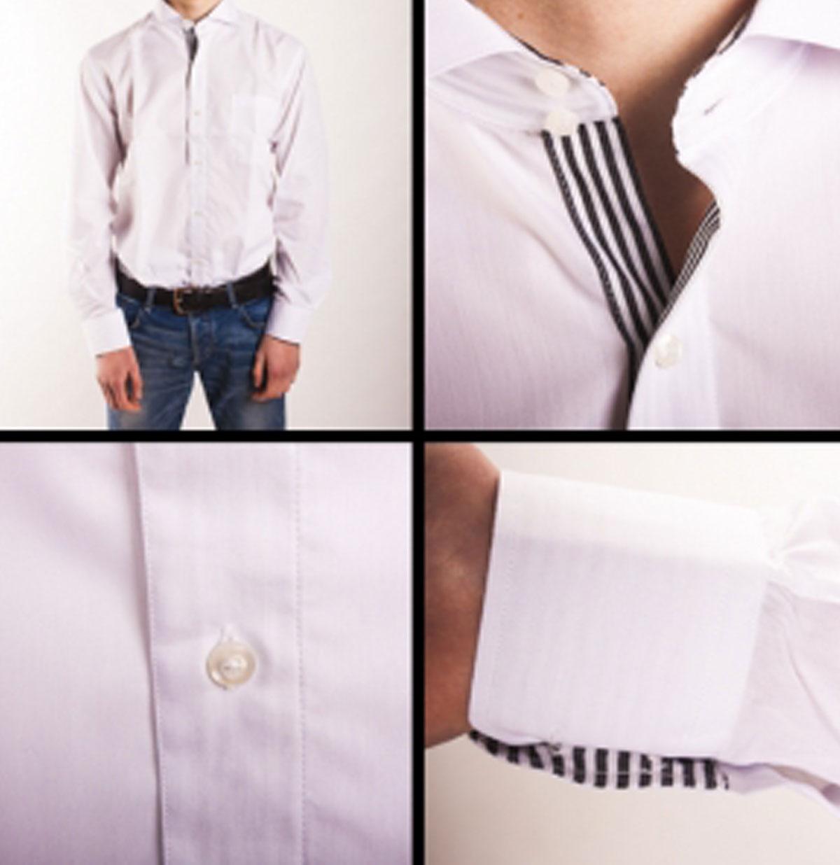 Tony Tetro Maestro Shirt, Wit
