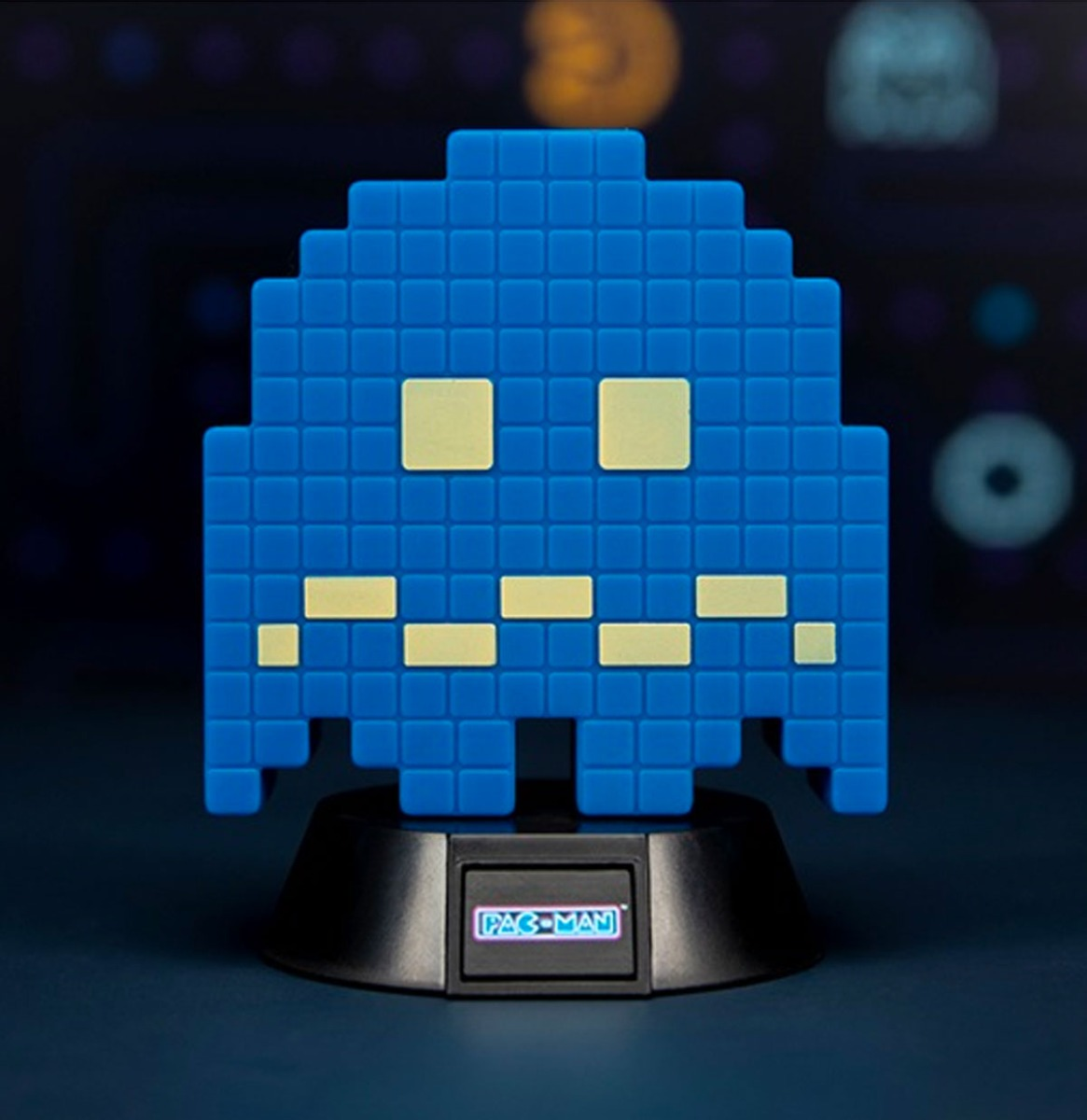 Pac-Man Turn To Blue Ghost Lamp