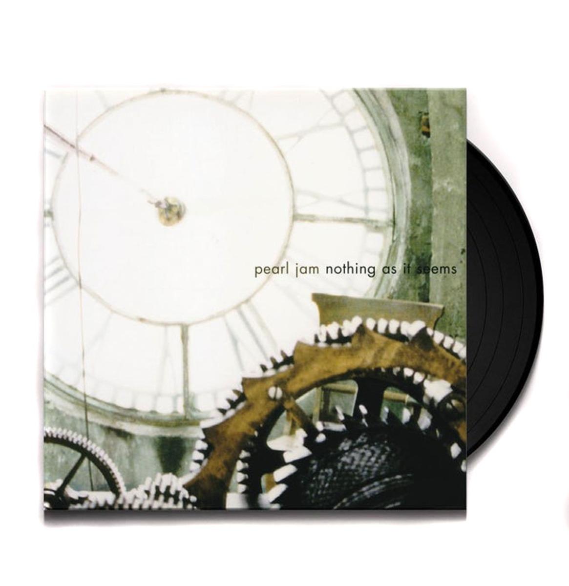 Pearl Jam - Nothing As It Seems 7 Inch Vinyl Single