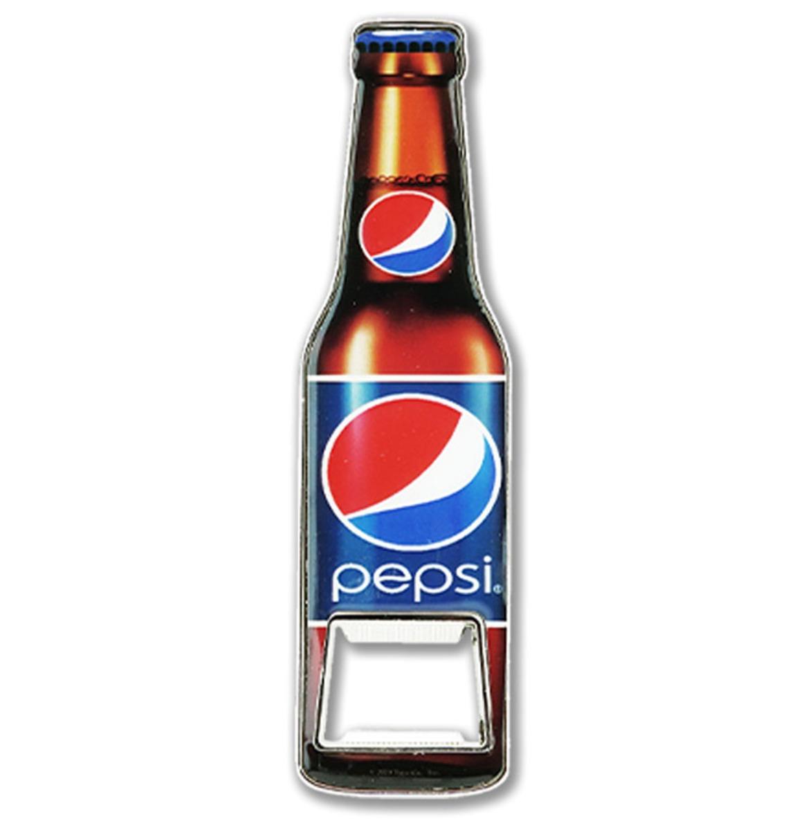 Pepsi - Bottle Opener - Ongeveer 12 x 3,5 cm