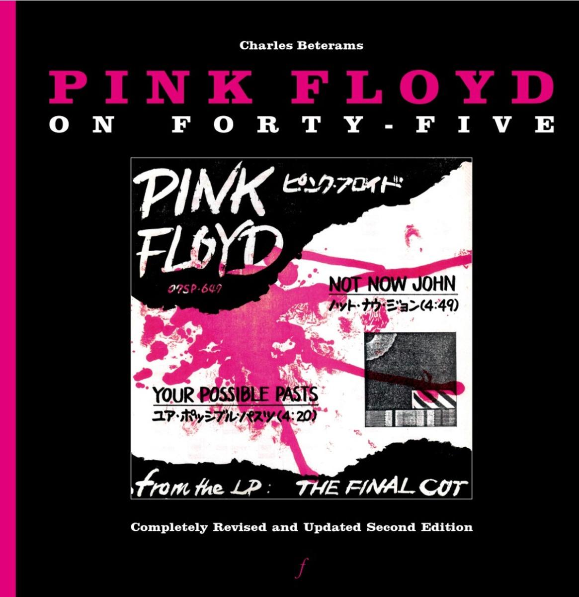 Pink Floyd On Forty-Five Boek