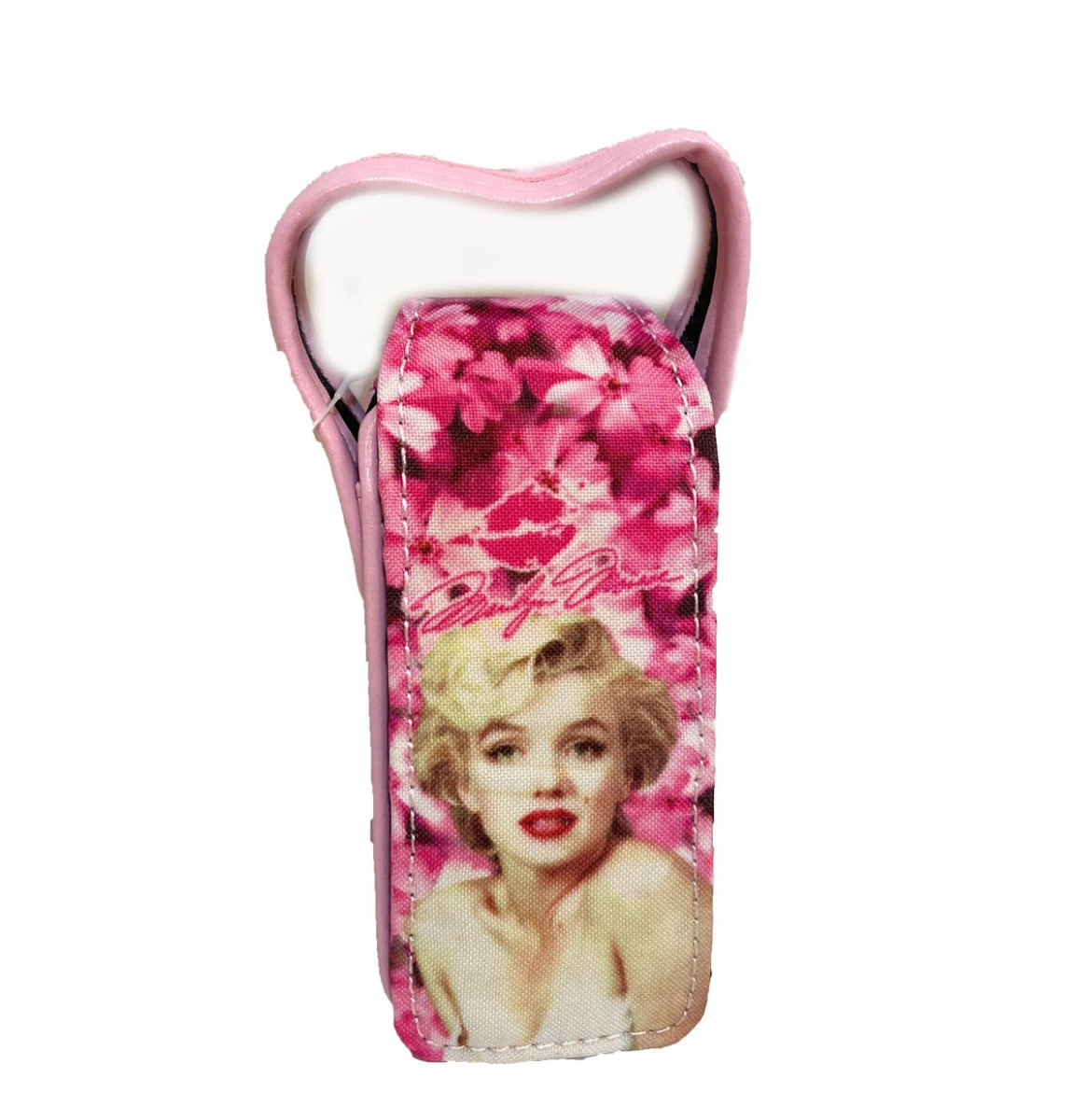 Marilyn Monroe Mini Tas Roze